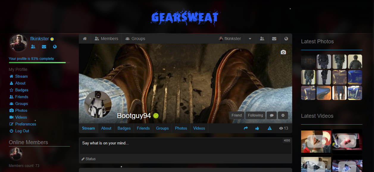 Exciting New Features added to GearSweat 1.7