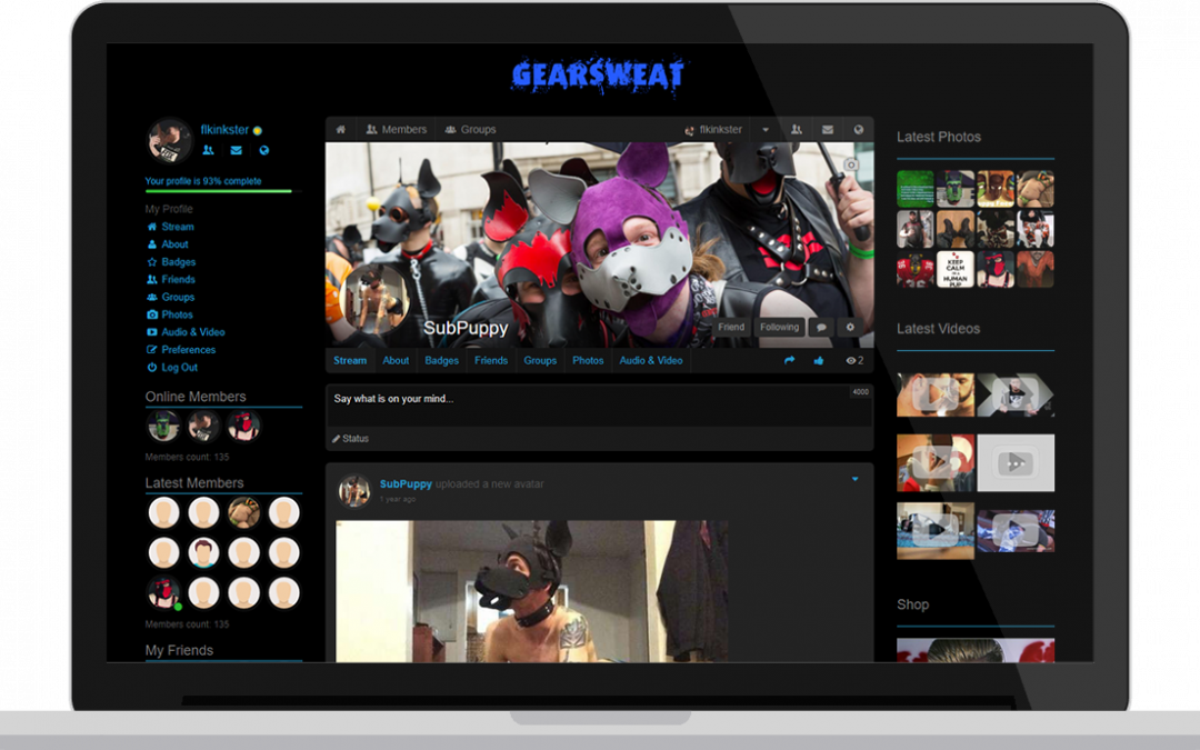 GearSweat 2.0 and Beyond